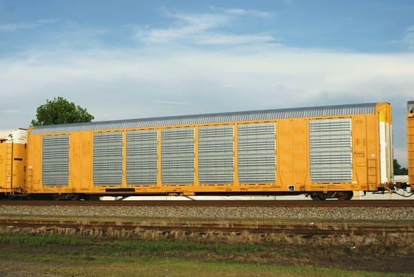 Estructuras metálicas para vagones nodriza